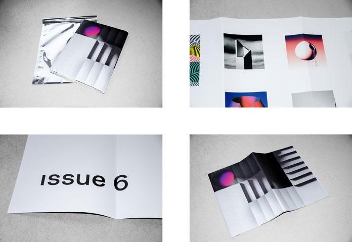 Werken magazine issue 6 by Bureau Mitte.