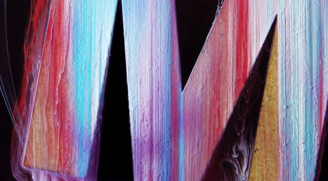 MYST - Experimental Video by Thomas Blanchard.