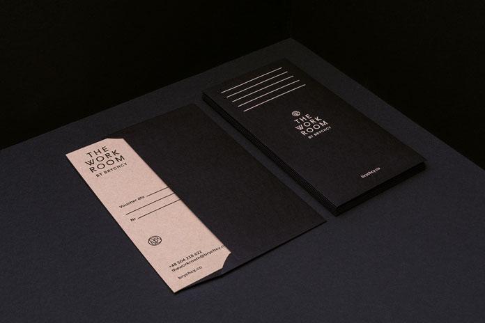 Simple, clean graphic design.