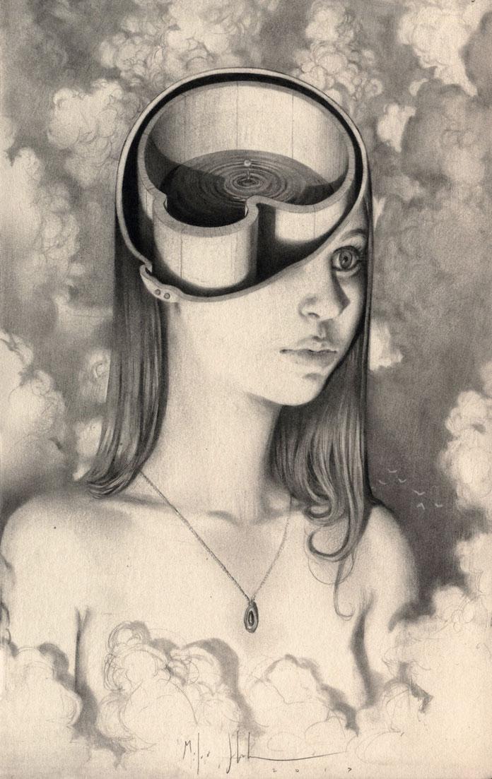 Miles Johnston Illustrations, Surreal illustration