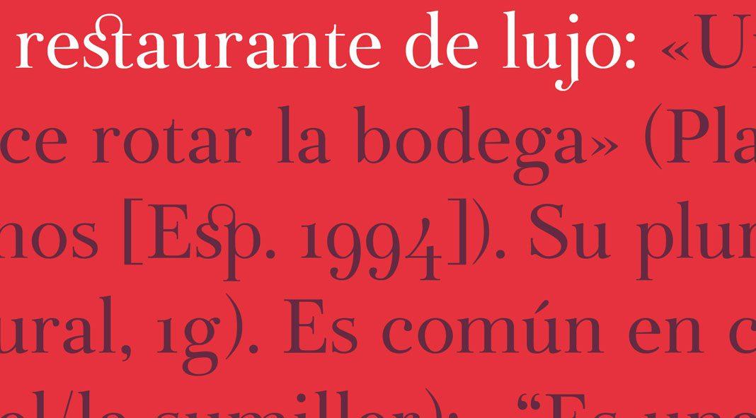 Botera - free font by Javi Montoya.