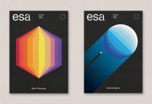 ESA – concept brand identity by Tata&Friends Studio