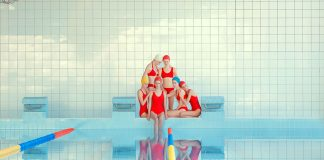 Girl Pool – Photography by Maria Svarbova