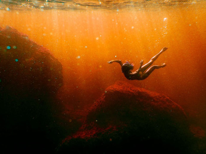 Kate Bellm Photography, Drowning