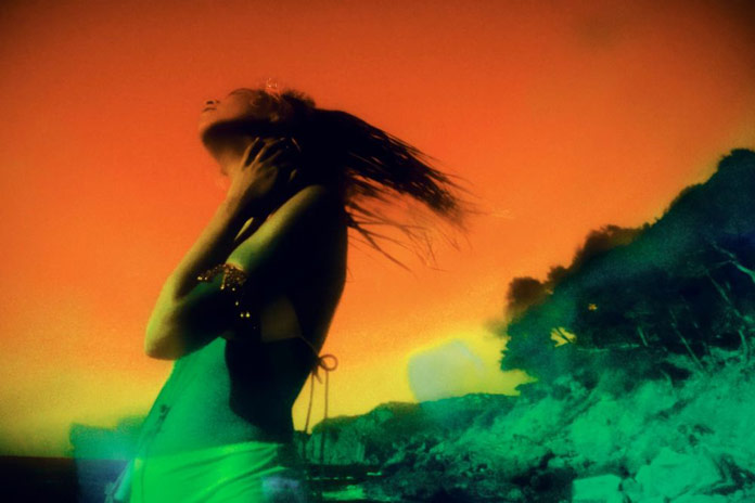 Kate Bellm Photography, Psychedelic colors