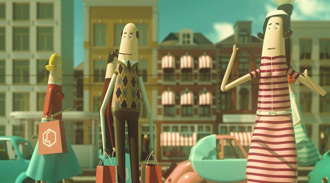 Passing By – Animated Loop by Job, Joris & Marieke
