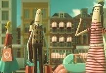 Passing By – Animated Loop by Job, Joris & Marieke