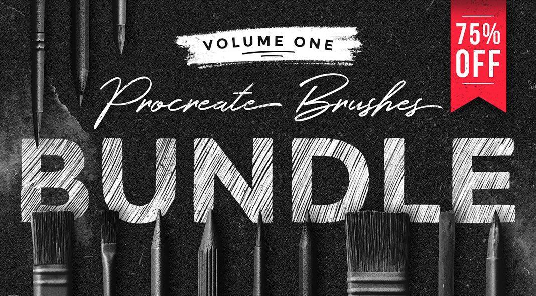 Procreate brushes bundle.