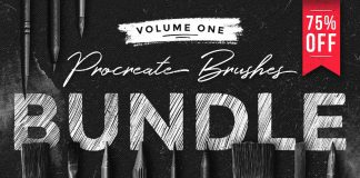 Procreate brushes bundle.