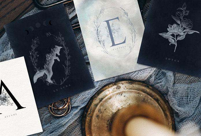 Create stunning print designs.