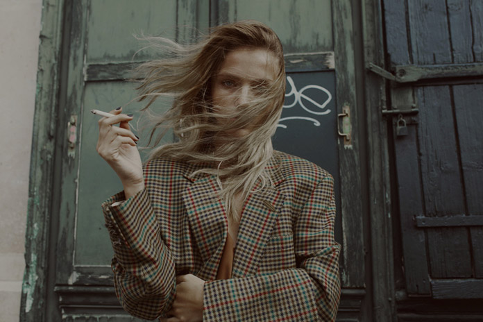 Marta Bevacqua Photography, Wind in the City.
