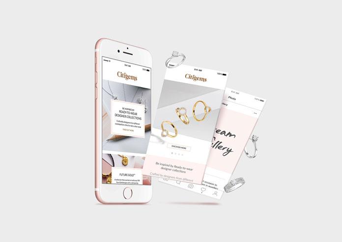 Mobile design.