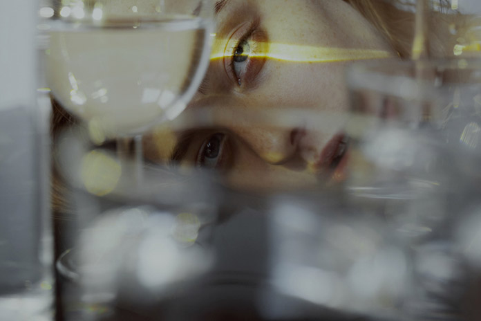 Marta Bevacqua Photography, Glass and Water