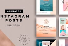Animated Instagram Posts