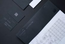 Architect Maurice Martel brand development by byHAUS studio.
