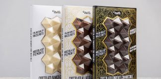 Meltz Chocolates graphic design, packaging, and product design by Foxtrot Studio.