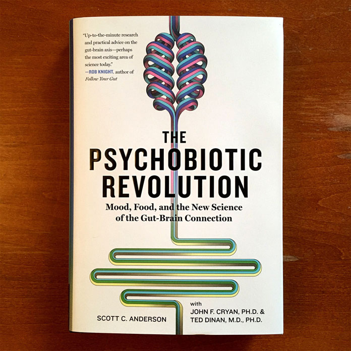 NATIONAL GEOGRAPHIC - THE PSYCHOBIOTIC REVOLUTION - design by Charles Williams.