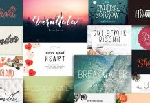 Timeless Fonts Bundle 76 handmade fonts - 97 percent off.