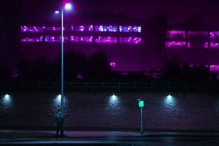 Eugene Tumusiime Photography, Purple light.