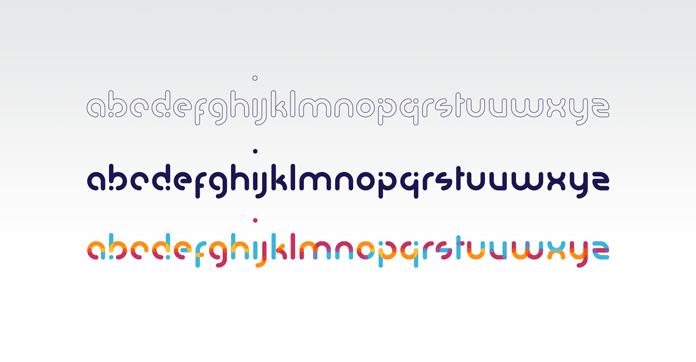 Custom alphabet