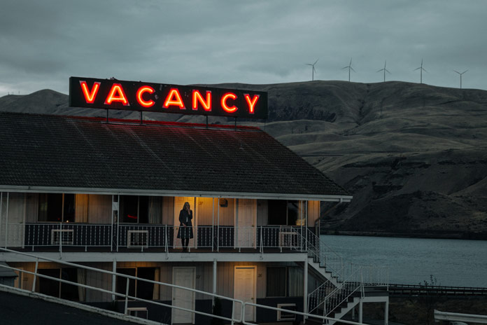 Brendon Burton Photography, Vacancy