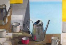 """Not so still"" still lifes by artist Christopher Thornock."