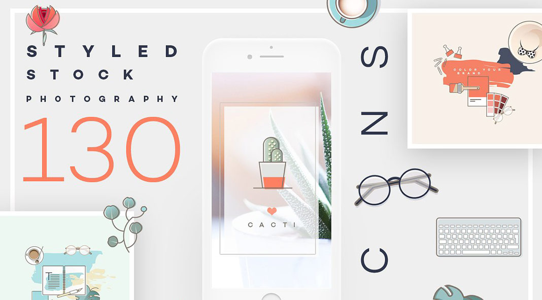Lovely icons for creative professionals for Home design influencers