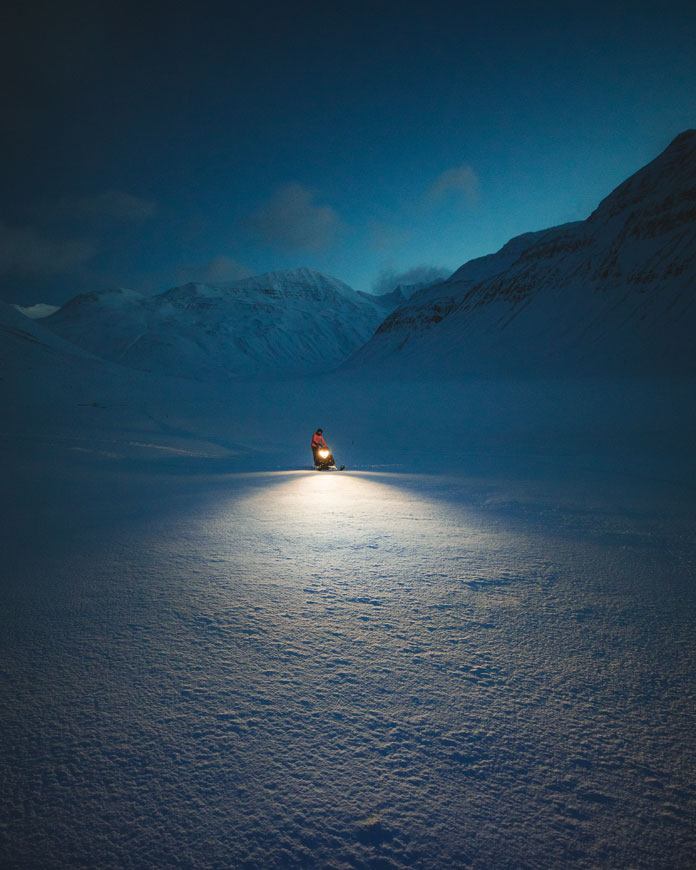 The Polaris Project by photographer Alex Strohl.