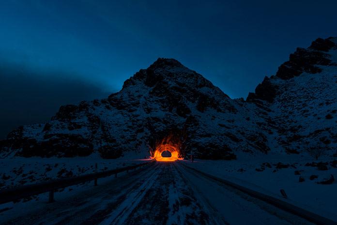 HIBERNATION IV - Photography by Øystein Sture Aspelund.