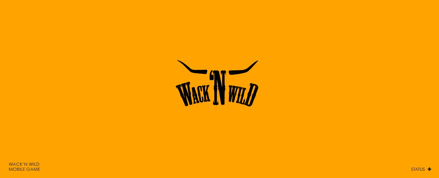Wack'n Wild Mobile Game.