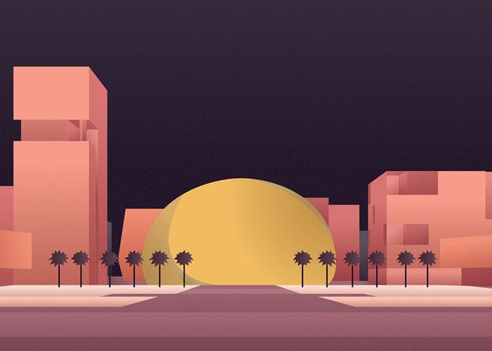 Kuwait University Admin Facilities