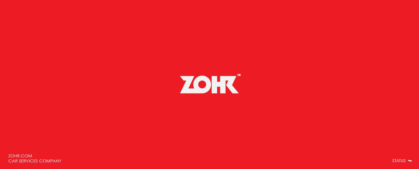 Zohr.com Car Services Company.