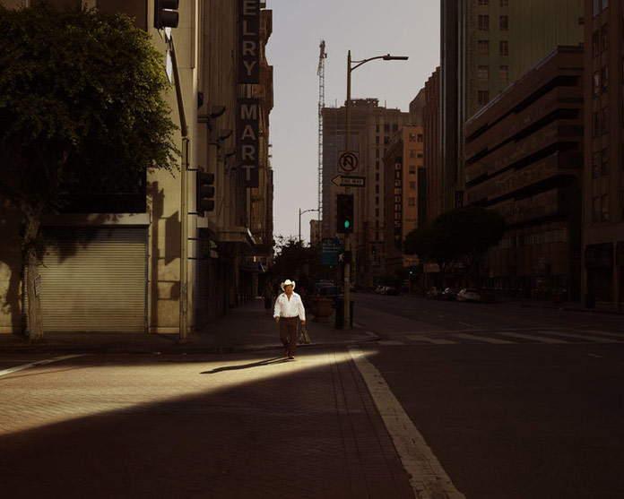 Los Angeles street photography.