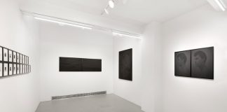 Rafael Soldi solo exhibition in NYC, at ClampArt gallery