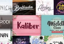 The Classy Fonts Bundle 51 high-quality typefaces.