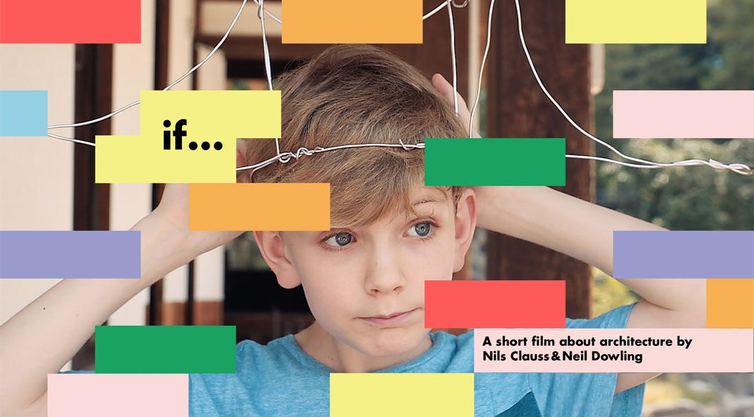 if, a short film that explores the creativity of a group of children.