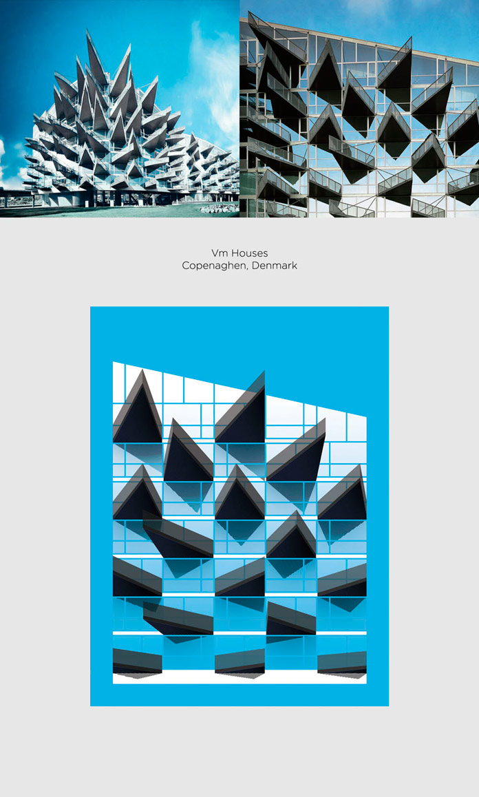 Vm Houses Bjarke Ingles Group Poster