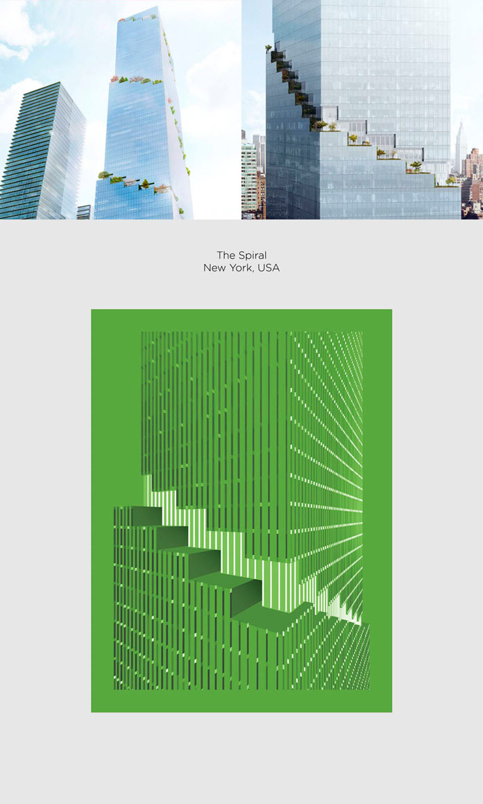 The Spiral Bjarke Ingles Group Poster