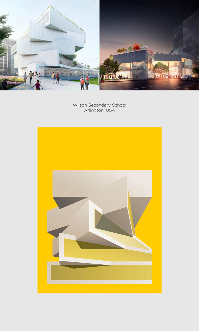 Wilson Secondary School Bjarke Ingles Group Poster