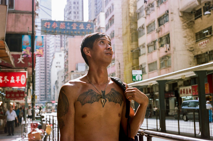 The French photographer is documenting life and people of this unique Chinese metropolis.