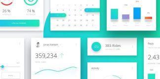 Datta - Dashboard UI Kit.