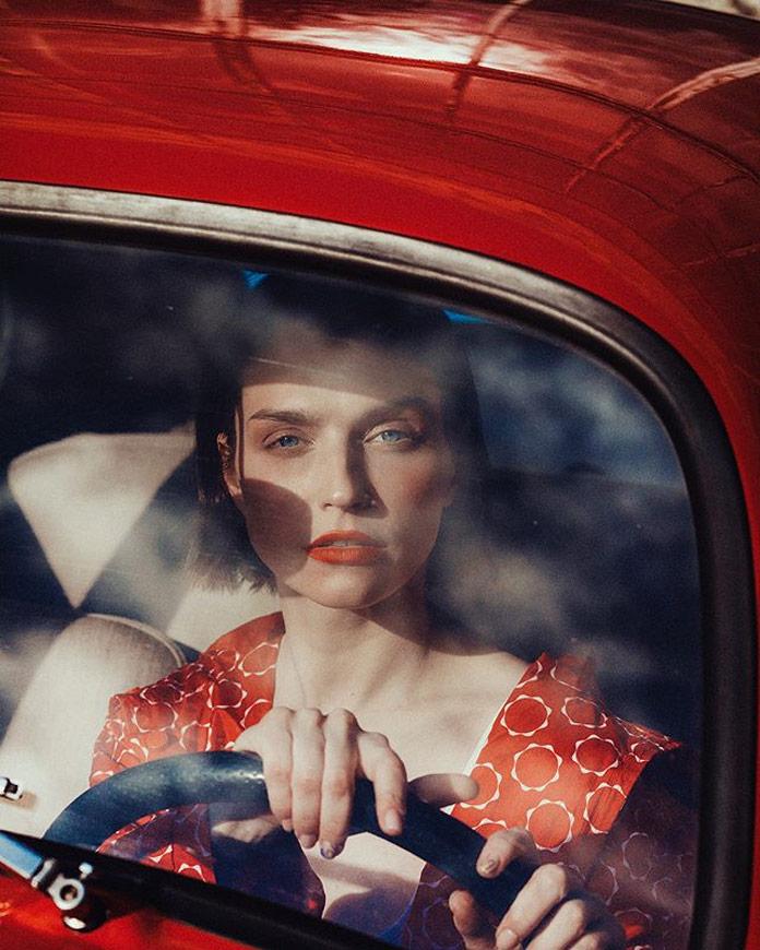 Marta Syrko, beauty and fashion photography