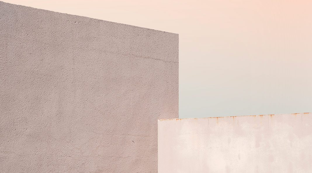 Minimalist architectural photography by Connor Daly Studio.
