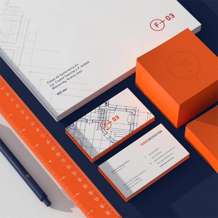 Fuse Construction - brand development by SHIFT.