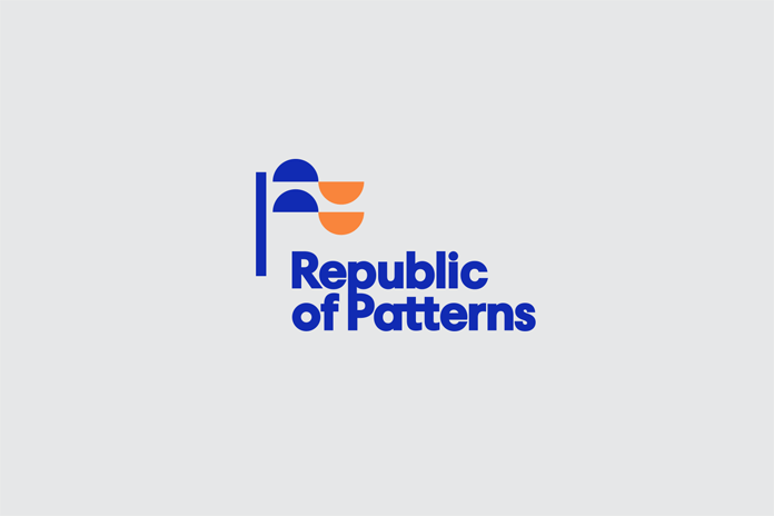 Republic of Patterns branding by Studio Sarna.