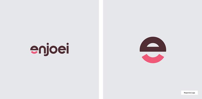 Responsive logo.