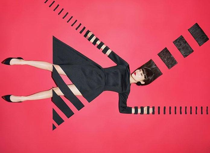 PLAY A SENSATION - art direction by Yuni Yoshida.