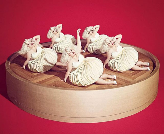Little dumplings created by Yuni Yoshida.