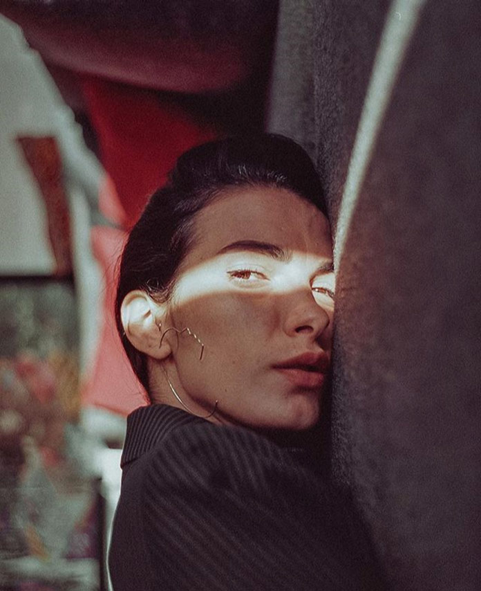 Portrait with Leica M6 - Vasjen Katro Photography