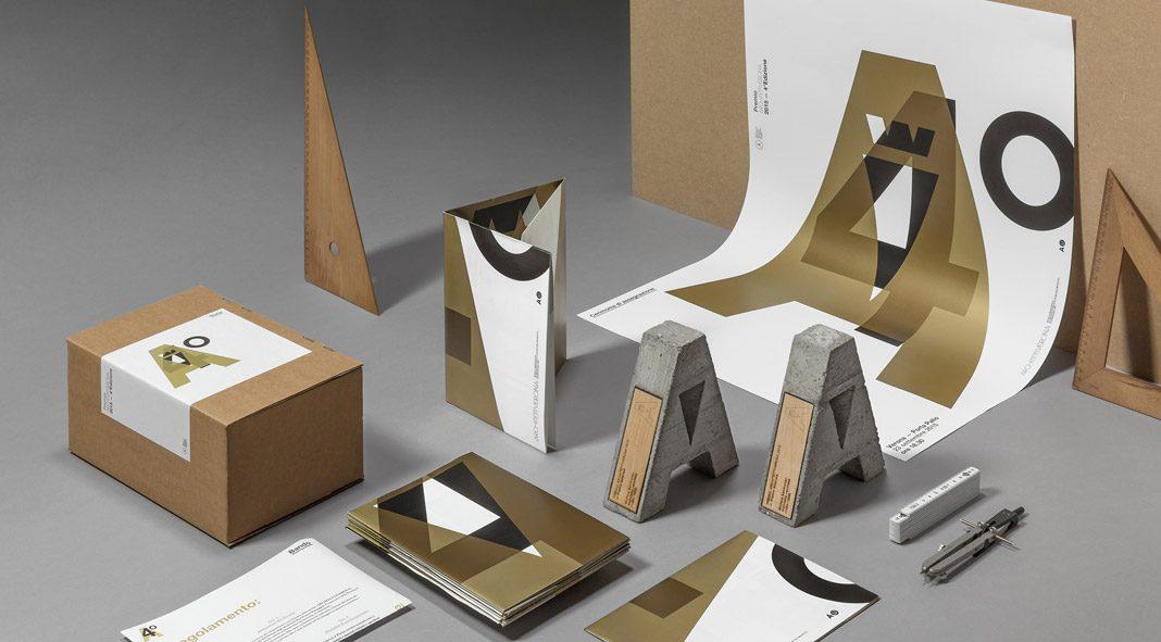 ARCHITETTIVERONA identity by Happycentro Design Studio.